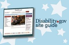 Disability.gov. Health information, services, and support for Americans with disabilities.