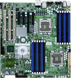 Supermicro X8DA6 Motherboard