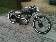 custom bsa bantam - Google Search