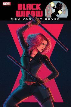 Black Widow Film, Black Widow Scarlett, Black Widow Natasha, Black Widow And Spiderman, Black Widow Avengers, Avengers Art, Comic Book Covers, Comic Books, Comic Art