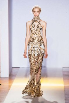 by Zuhair Murad - Spring 2013 Couture Runway