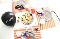Un goûter d'Halloween, par Emilie sans chichi : My Little day