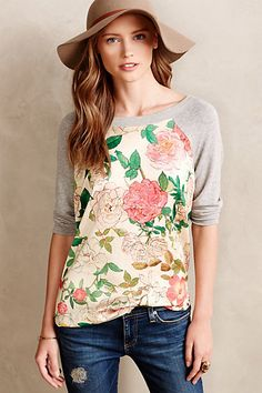 Camille Pullover #anthropologie