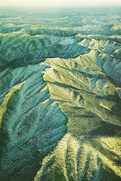 Great Smoky Mountains, National Geographic, October 1968