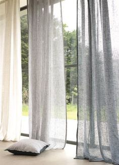 Made To Measure Curtains - Natural Curtain Company #naturalcurtaincompany