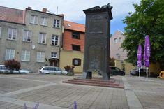 Старая часть города Клайпеды - Клайпеда.