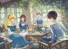 One Day Novel, Manga Story, Sailor Moon Wallpaper, Anime Art Fantasy, Manhwa Manga, Cute Anime Guys, My Hero Academia Manga, Animes Wallpapers, Anime Couples