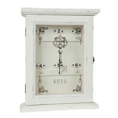 Clayre & Eef key box 32x25x8cm