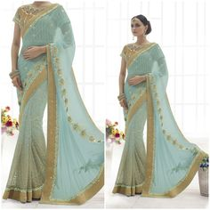 Fabulous Designer Saree and Awesome with Blouse. Product Number:NRNS-HC3825