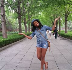 How to Copy Gabrielle Union's Major #VacationGoals Style via Brit + Co. I'm not much of a Gabrielle Union fan but she sure has great taste!
