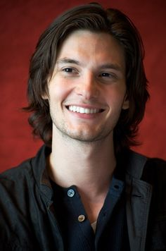 Ben Barnes is perfection.