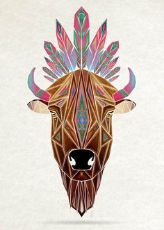 simple geometric animals - Google Search