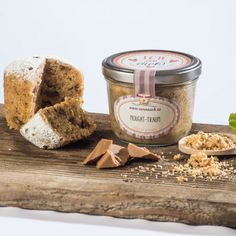Nougat-Traum Dried Figs, Fish Oil, Candle Jars, Meals, Kitchens, Happy Fathers Day, Simple, Ideas, Candle Mason Jars