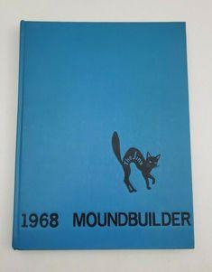 YEARBOOK 1968 MOUNDBUILDER The JINX SouthWestern College Winfield KANSAS Southwestern University, Southwestern College, Winfield Kansas, Bible Dictionary, High School Yearbook, Yearbooks, Ebay