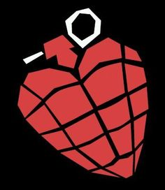 I want this tattoo on my heart, because I love green day. This album in particular