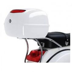 Genuine Vespa Chrome Plated PX Top Box Support