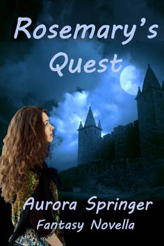 Claim a free copy of Rosemary's Quest