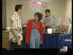 Mad TV - Lorraine At The All You Can Eat Buffet