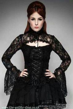 Resultado de imagen para gothic clothing