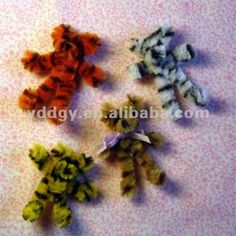 Chenille Stem Crafts | stock_craft_supplies_craft_tinsel_pom_poms_and_craft_chenille_stems ...