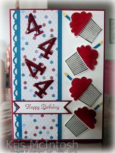kid birthday - finally something for my cupcake punch!