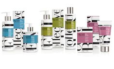 Blend Collective by r design   To create a new brand and packaging strategy for a truly natural luxury range of essential oils.   The design had to reflect both the delicate blend of the oils and the natural ingredients used.    The solution   The unconventional use of bold typography enhances the brand's luxury perceptions and is very different from the established brand clichés of the sector.