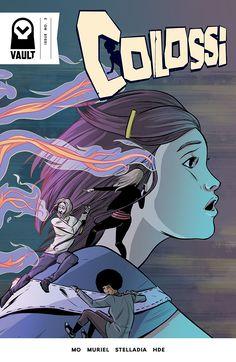 Download Free Colossi #3 (2017)