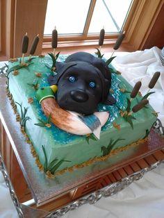 Duck Hunting Grooms Cake Cakes Birthday