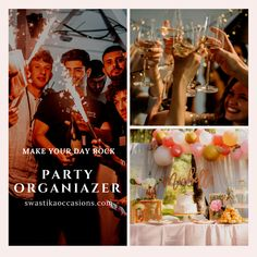 Best Party Organizer In Tamilnadu. Reach us: +91 9442444904. Ballon Decorations, Wedding Decorations, Birthday Party Planner, Party Organisers, Event Management Company, Event Organization, Best Part Of Me, Corporate Events, Perfect Wedding