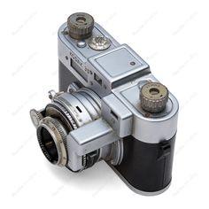 Vintage Kodak 35 Rf 35mm Rangefinder Film Camera, F/3.5 50mm Anastigmat Special