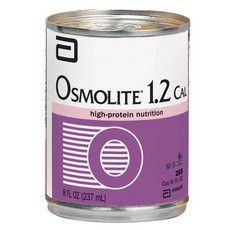 Osmolite Hn Plus 1.2 Cal/Ml High-Nitrogen Liquid Nutrition Ready To Use 8-Fl-Oz Can - 1 Case Of 24