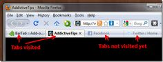 BarTab: Prevent Tabs From Loading To Save Firefox Crash [Extension]