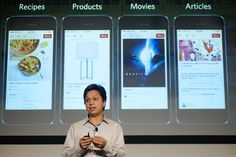 Pinterest sells 'Promoted Pins,' but some brands choose 'Pinfluencers.' Above, CEO Ben Silbermann.