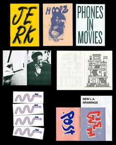 Some really great titles and concepts from Nuremburg based publishing house Sub Press. Check them out.