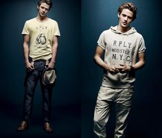REPLAY 2013 Spring Summer Ad Campaign
