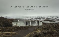 A Complete #Iceland Itinerary by @Pretty Prudent #TripInIceland