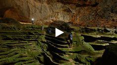 Creusée par une rivière souterraine voilà deux à cinq millions d'années, la grotte vietnamienne de Hang Soon Dong est...