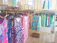 prepbrie:  Lilly Pulitzer Anchored in Pink, Newport RI