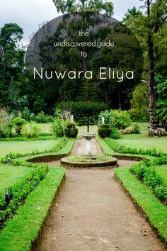 The ultimate guide to Nuwara Eliya, Sri Lanka
