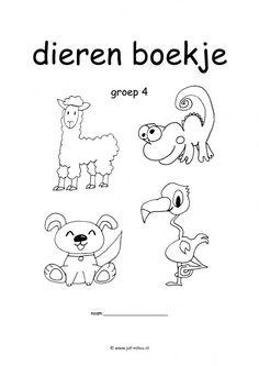 Download de pdf door op dit image te klikken Craft Activities For Kids, Safari, Education, Learning, Fun, Fictional Characters, Projects, Image, Website