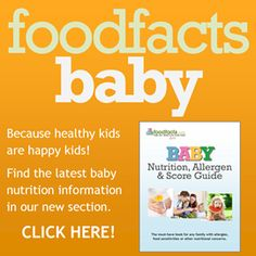 Food facts, nutritional information, nutrition, healthy eating, diet, food allergies, ingredients - Home