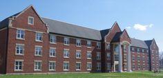 Mathews Hall at Lindenwood University