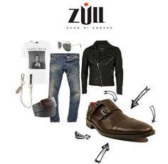 El mejor #outfit se acompaña con #Calzado #Zull.