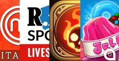 Novità su App Store: MasterChef Italia Repubblica Sport Livescore BattleHand Candy Crush Jelly Saga