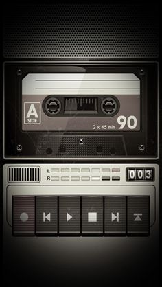 Cassette, child of the Android Wallpaper Dark, Iphone 5s Wallpaper, Cool Wallpapers For Phones, Music Wallpaper, Rose Wallpaper, Car Wallpapers, Mobile Wallpaper, Wallpaper Backgrounds, Cassette