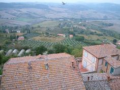 Montepulciano, Italy! Can't wait to go back!
