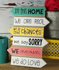 Thoughts in Vinyl - Unfinished Craft Kits and Vinyl Lettering for Your Home or Business