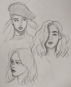 Drawing techniques, step by step sketches, art sketches, fashion sketches, Pencil Art Drawings, Art Drawings Sketches, Cool Drawings, Hipster Drawings, Horse Drawings, Drawing Faces, Sketch Drawing, Manga Drawing, Animal Drawings