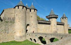 The Château Comtal (Count's Castle)