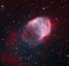 Abell 21 メドゥーサ(メドューサ)星雲